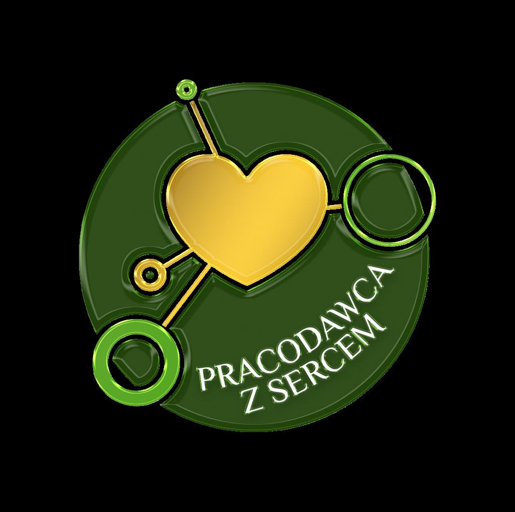 Logo Programu Pracodawca z Sercem